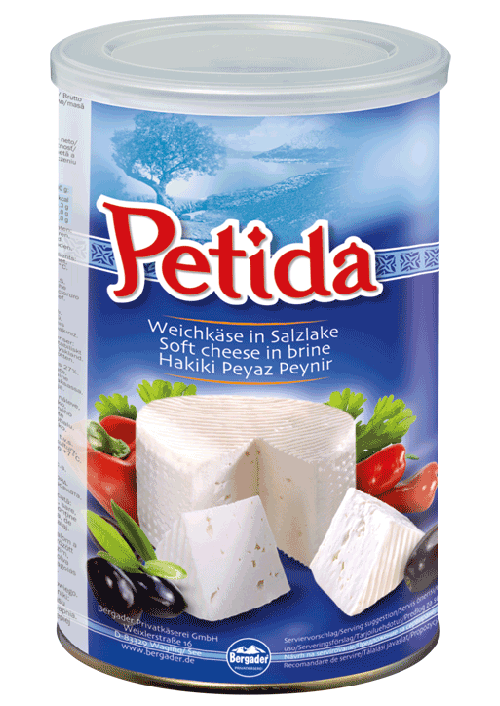 ser sałatkowy typu śródziemnomorskiego Petida 800g