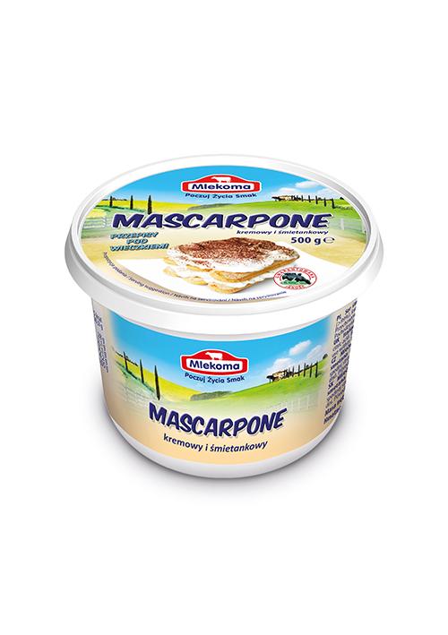 mascarpone mlekoma 500 g